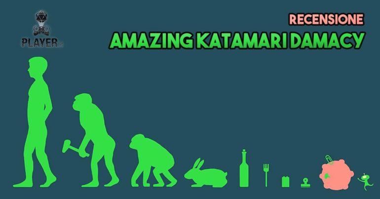 Amazing Katamari Damacy