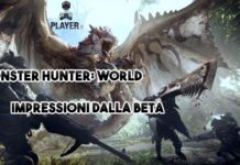 monster hunter world beta ps4