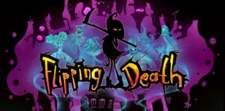 flipping death zoink