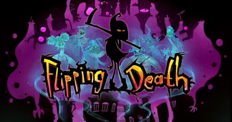 flipping death zoink
