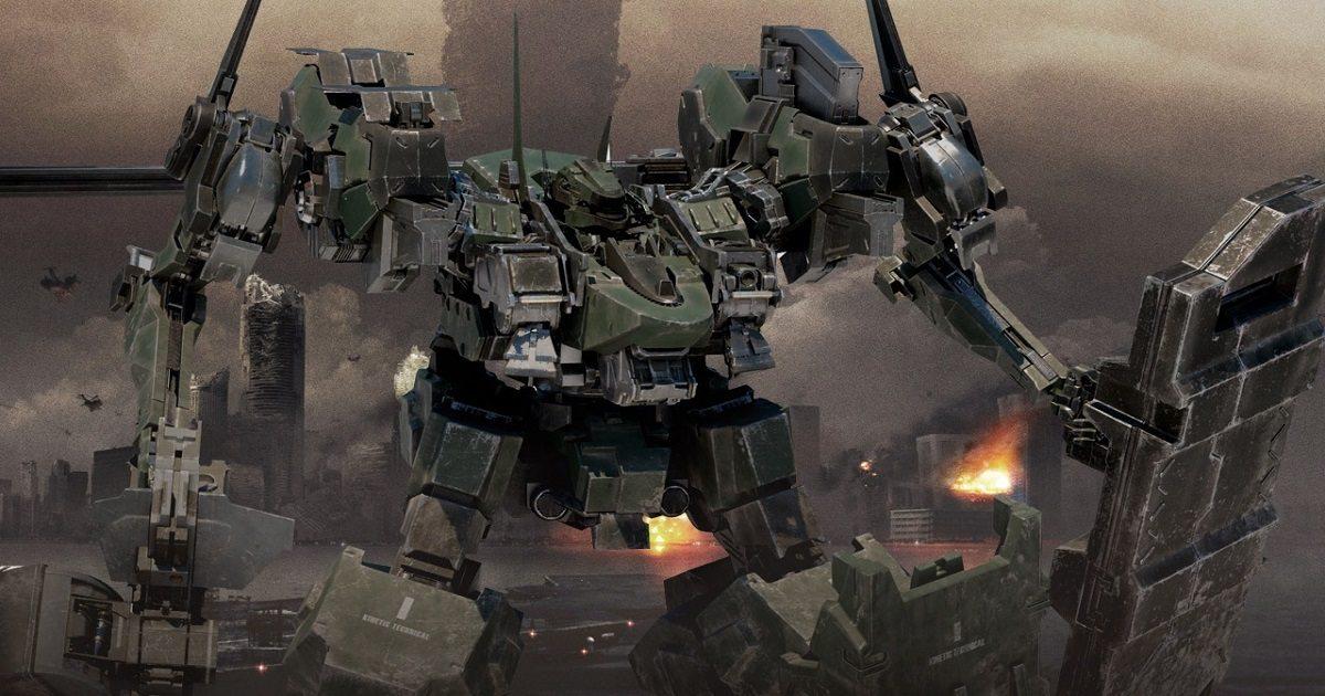 armored core nuovo gioco