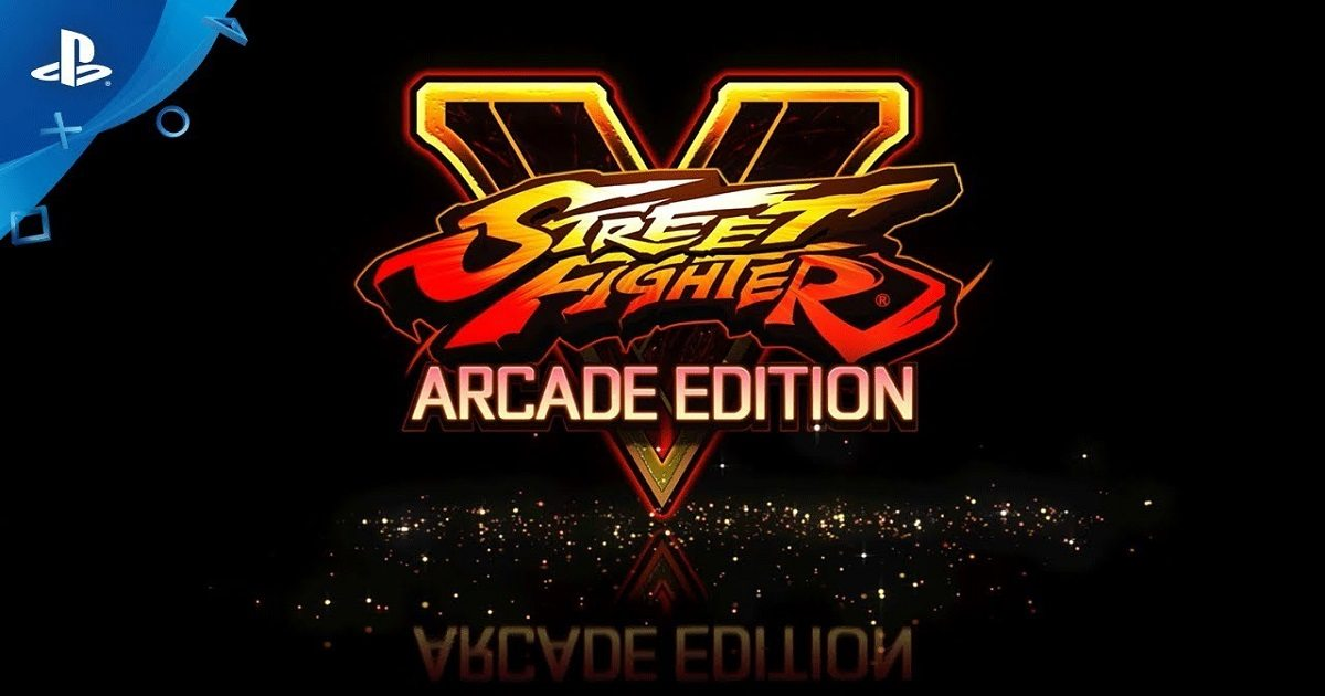 street fighter v arcade mode
