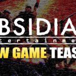 obsidian nuovo gioco