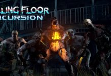 killing floor incursion ps vr