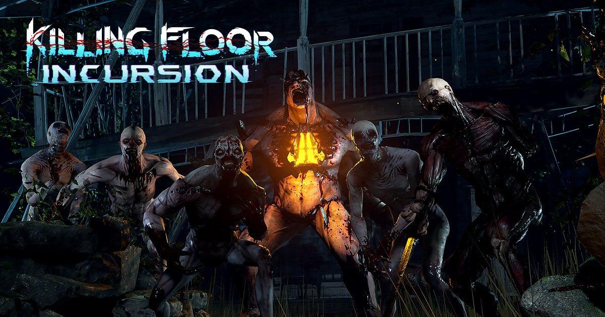 killing floor incursion ps vr