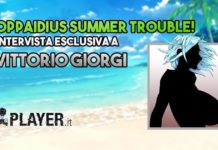 oppaidius summer trouble intervista