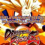 V-Jump rivela un nuovo personaggio in Dragon Ball FighterZ