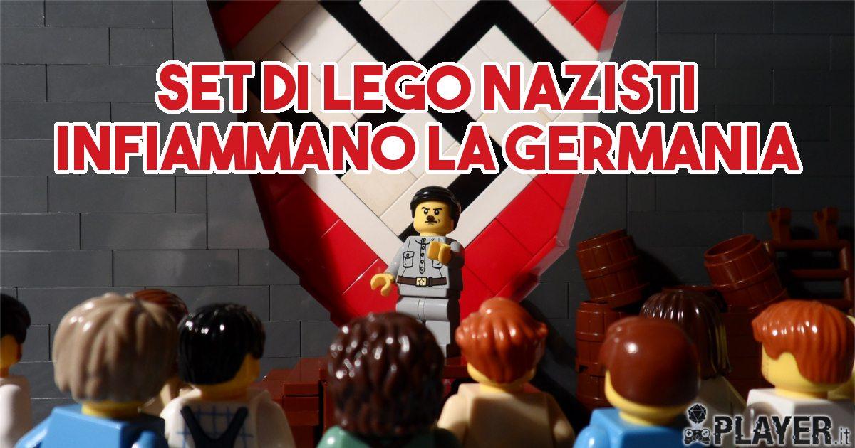 Set di Lego Nazisti infiammano la Germania
