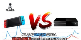google switch xbox one x
