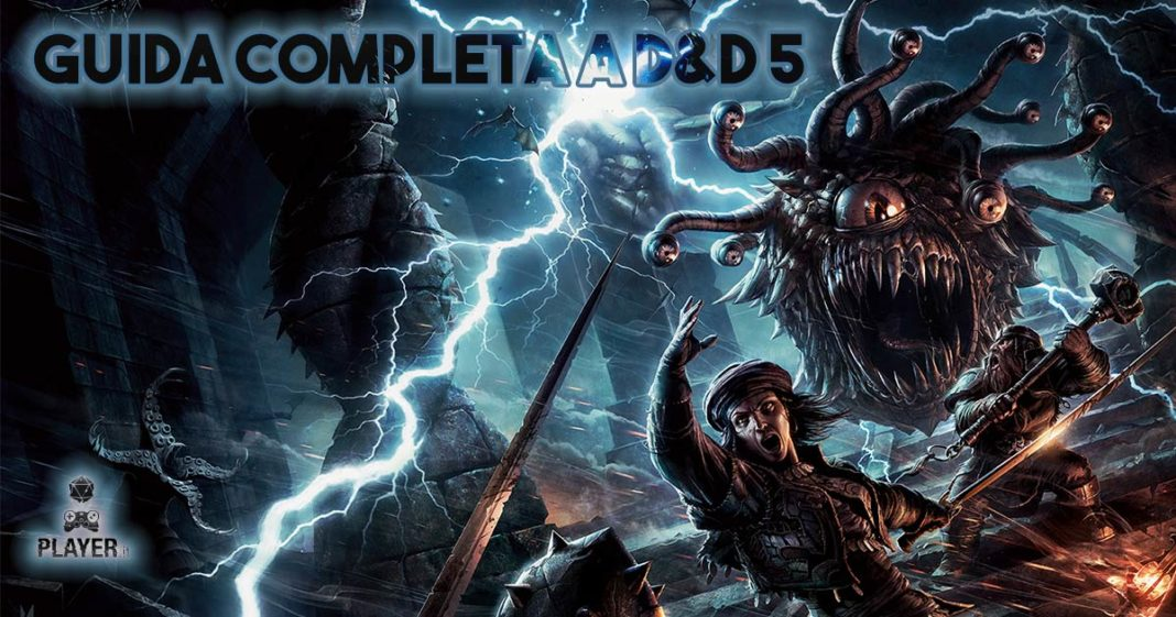 Guida completa a D&D 5 ita con download