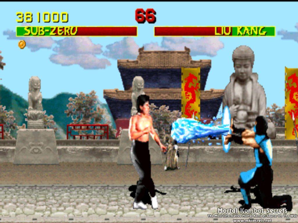 Mortal Kombat subzero