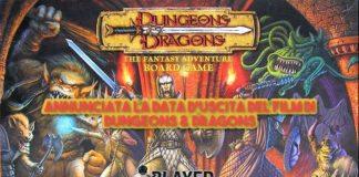 Annunciata la data d'uscita del film di Dungeons & Dragons