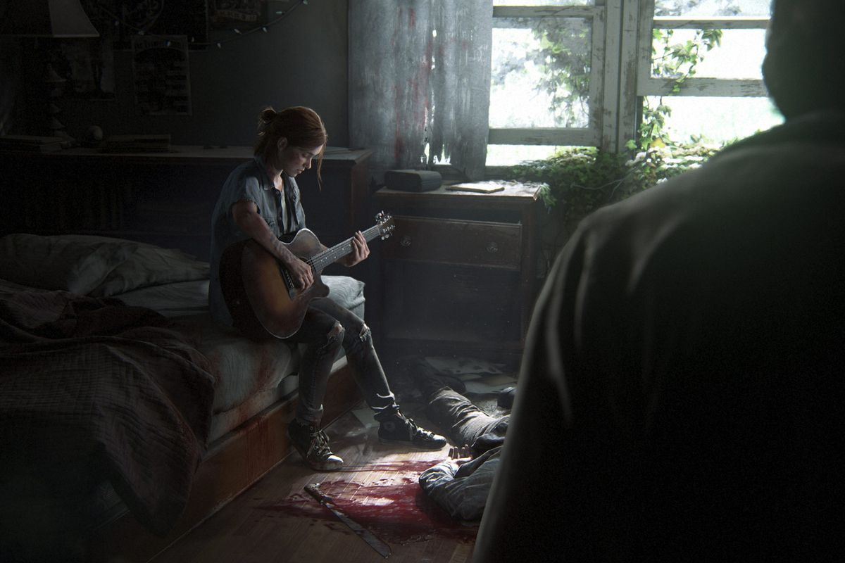 psx 2017 the last of us