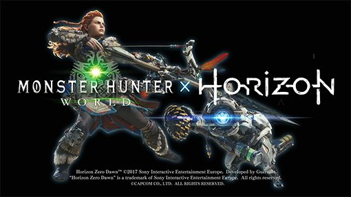 monster hunter world horizon