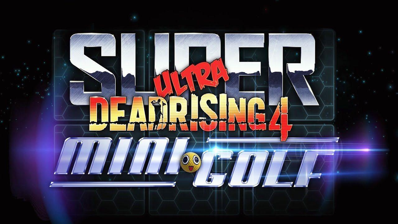 dead rising 4 minigolf