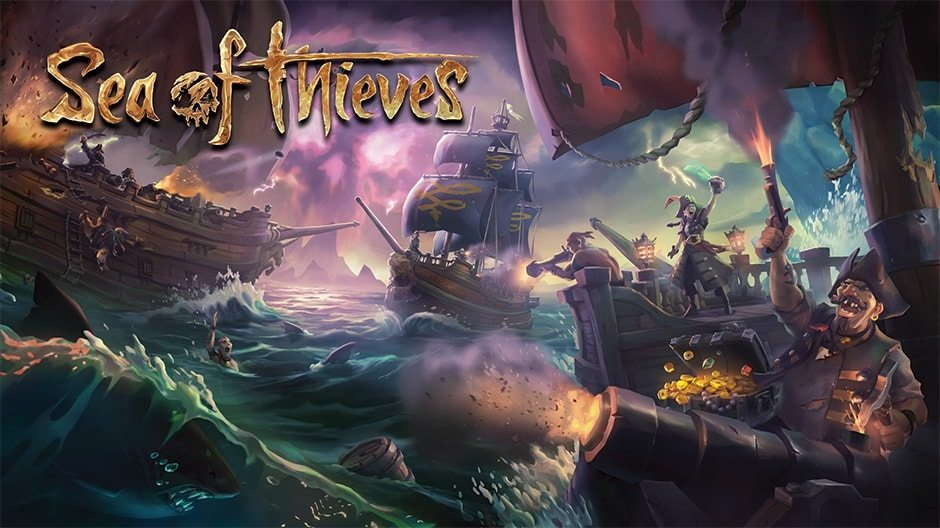 sea of thieves day one