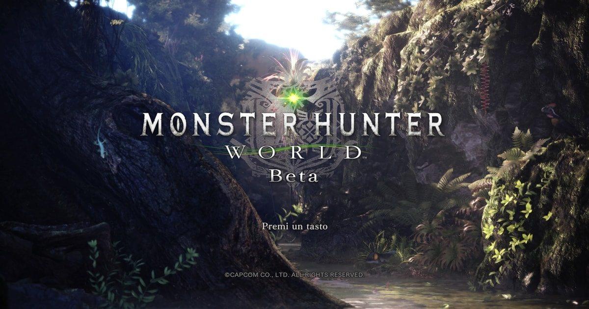 monster hunter world voto