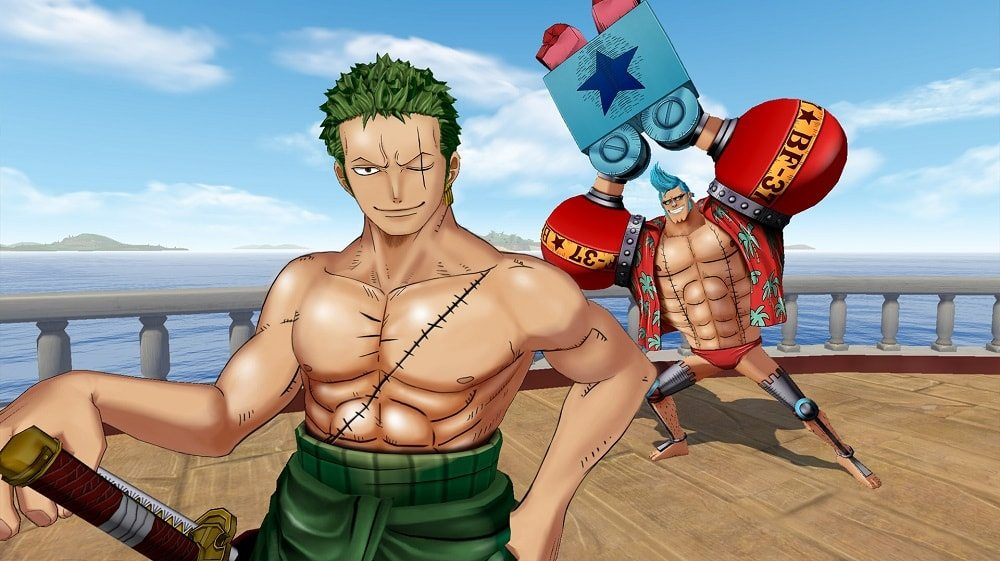 one piece game dawn