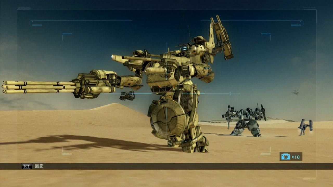 armored core vi
