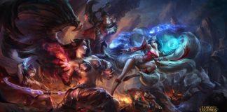 league of legends chat vocale riot games