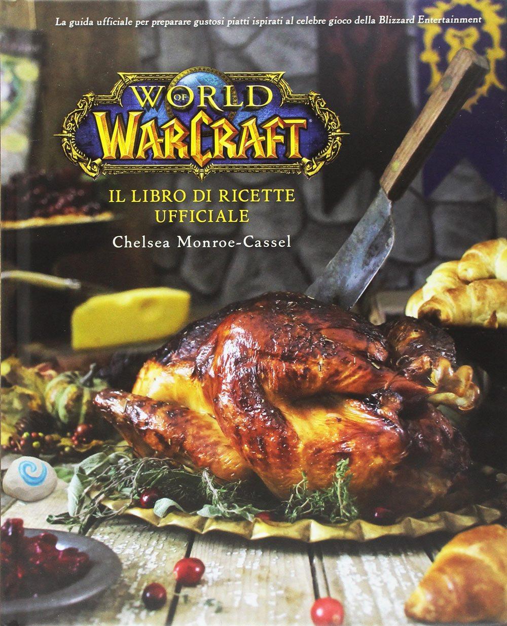 libro ricette wow