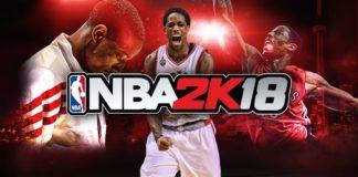 NBA 2K18 badge difesa