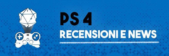 ps 4 sony recensioni e news