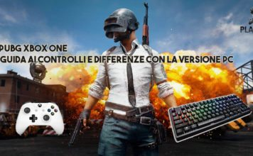 pubg controller xbox one tastiera e differenze guida
