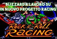 Blizzard a lavoro su un nuovo progetto racing?