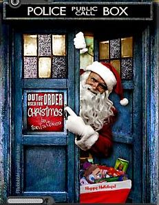 Santa Claus Tardis Doctor who