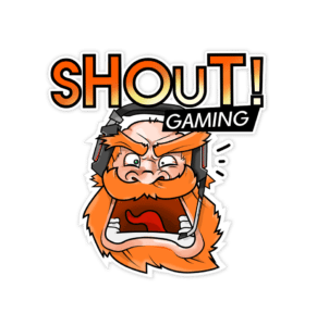 shout gaming logo