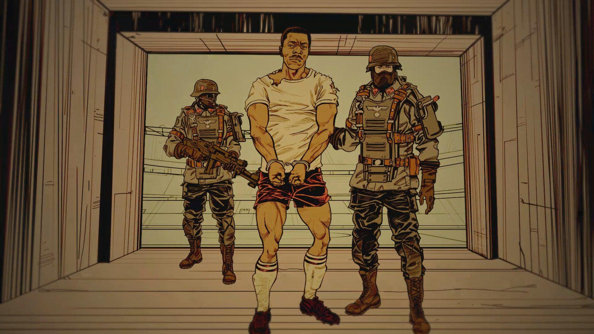 Wolfenstein II: è disponibile il DLC Le avventure di Pistolero Joe