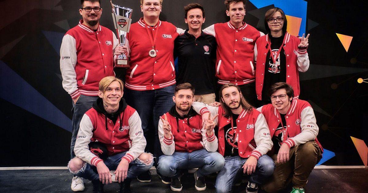 team forge esport italiano