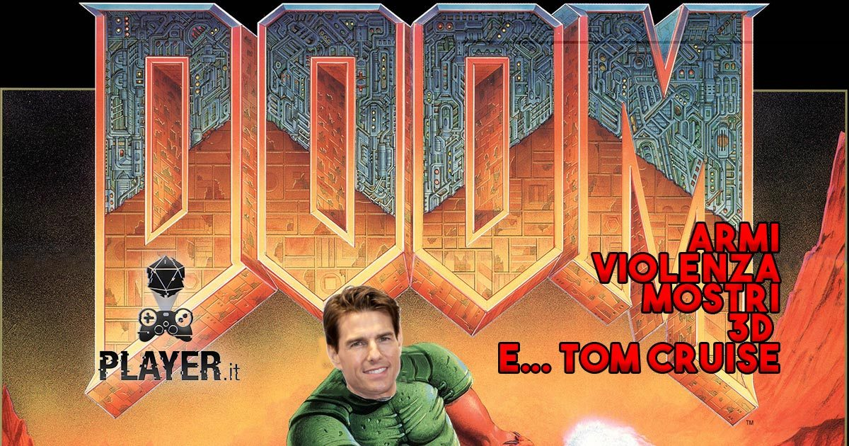 DOOM tom cruise