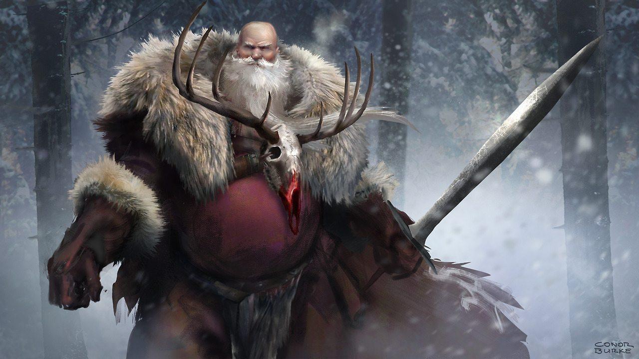 sessioni fantasy dio montagna