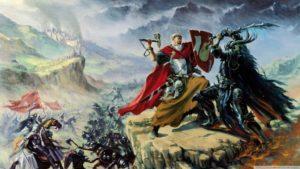 Warhammer Sigmar vs Chaos