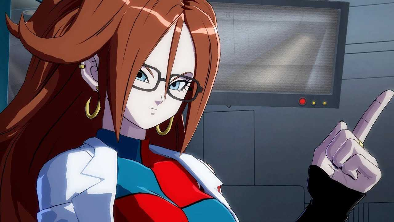 Dragon Ball FighterZ androide 21