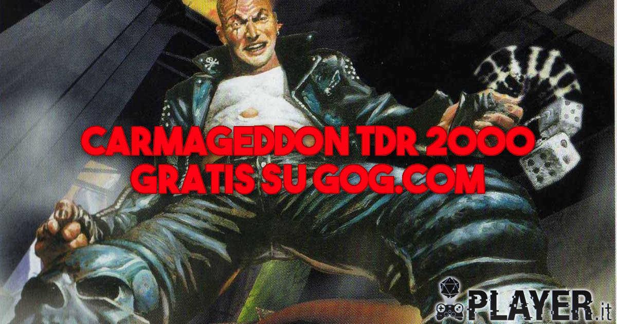 Carmageddon TDR 2000 gratis su GOG.com