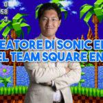 Il creatore di Sonic entra nel team Square Enix