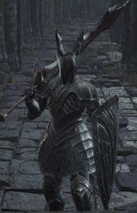 Black Knights Dark Souls