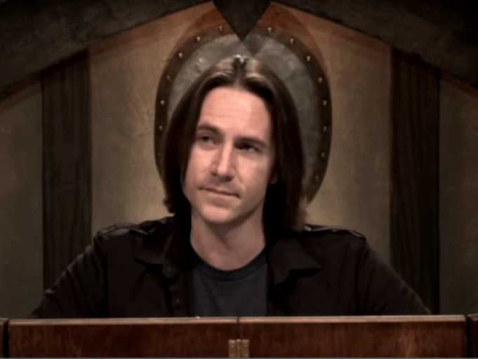 Matthew Mercer as Dungeon Master