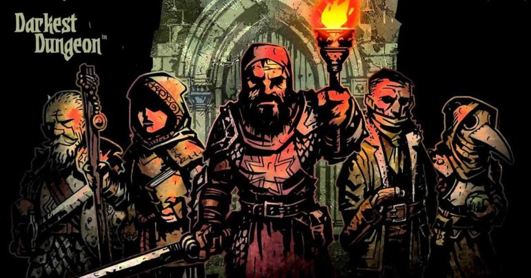 Darkest Dungeon in arrivo su Nintendo Switch