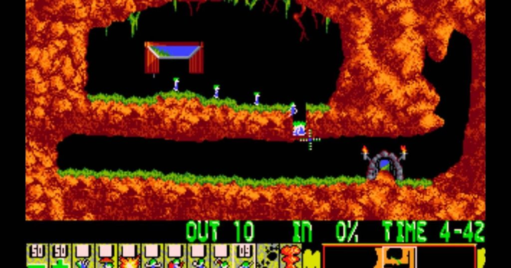 Lemmings example 2