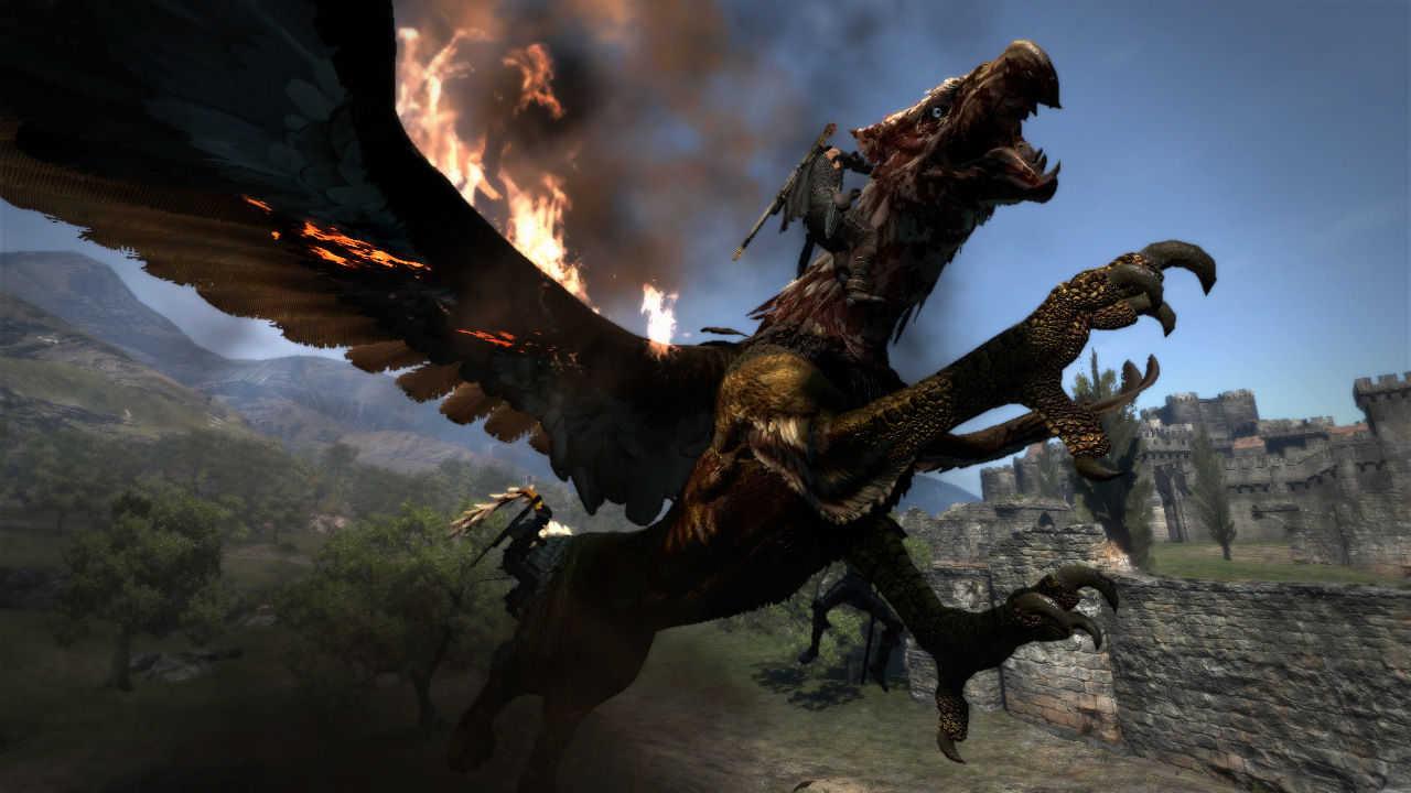 Manticora Dragon's Dogma