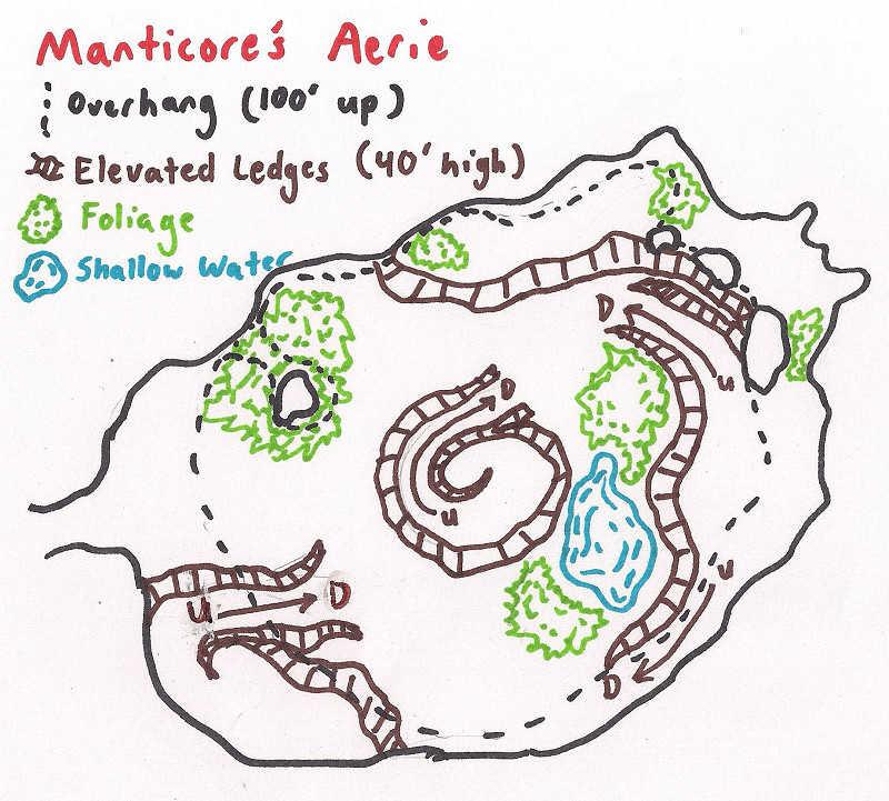 Mappa Manticora