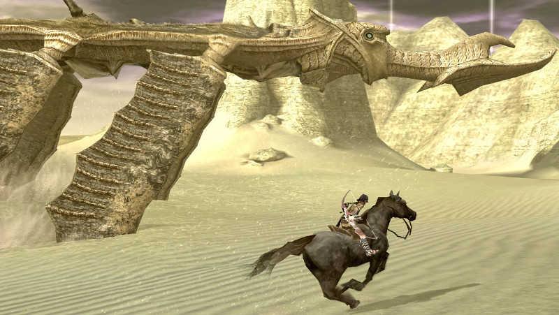 Phalanx Shadow of the Colossus
