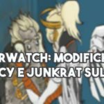 Overwatch: Modifiche a Mercy e Junkrat sul PTR