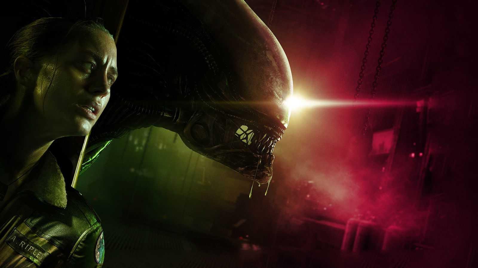 videogame alien
