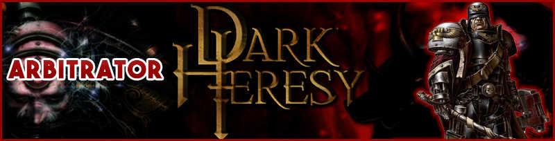 arbitrator dark heresy warhammer 40k