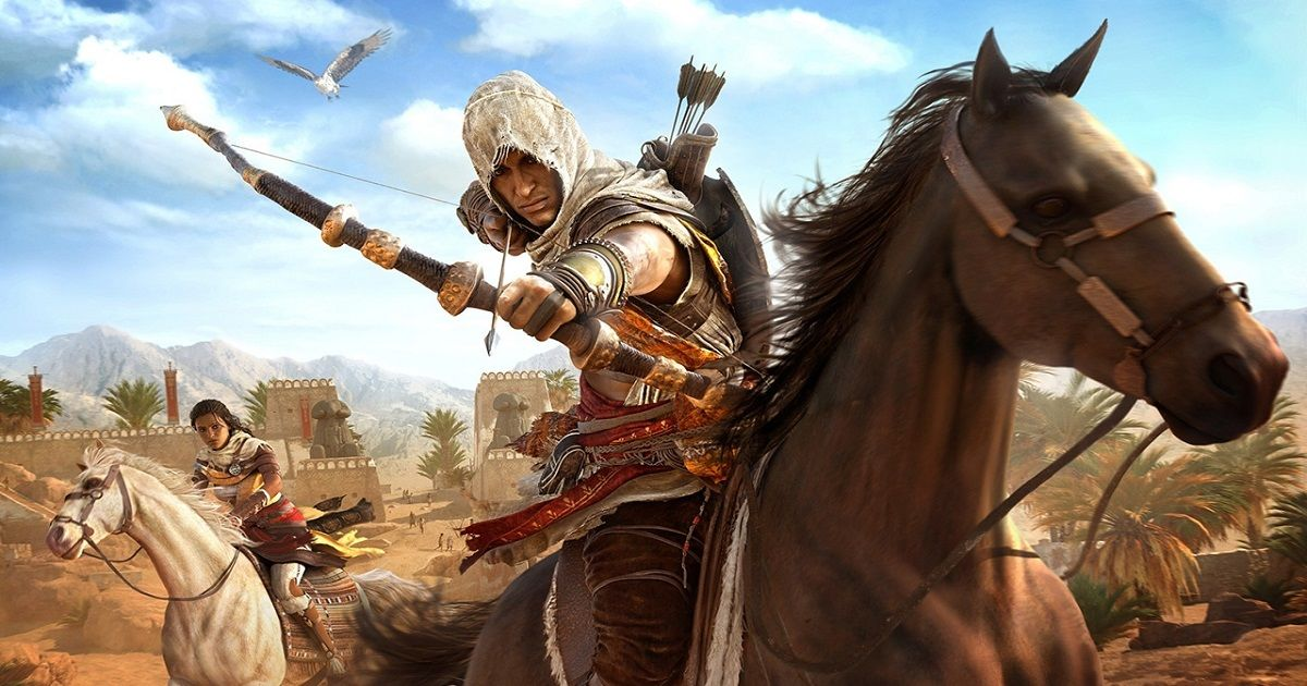 assassin's creed origins new game plus